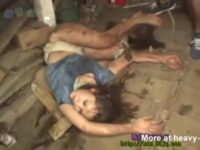 Asian Girl Gang Raped and Abused