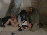Blonde Kidnapped and Raped by Three Guys