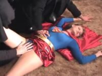 Supergirl Beaten and Raped