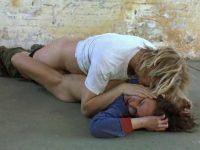Abusive Boyfriend Rapes His Girlfriend