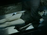 Hot Blonde Kidnapped and Raped in a Coffin