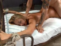 Forced Anal Tied Face Down